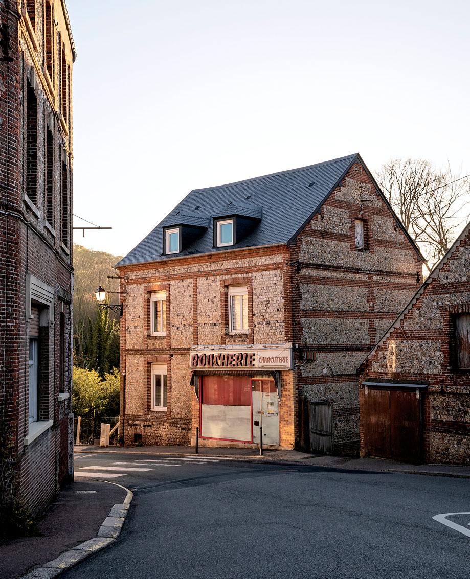 Valmont, Seine-Maritime.