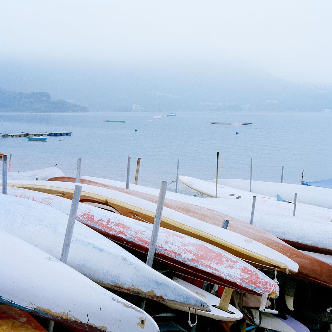 Sai Kung, nouveaux territoires de Hong Kong.