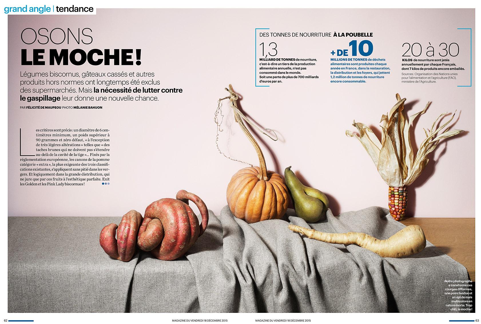 Le Parisien Magazine du 18 décembre 2015