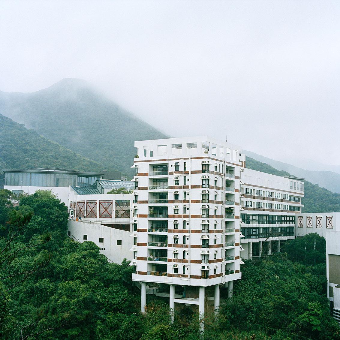 A proximité du Tai Tam Country Park.