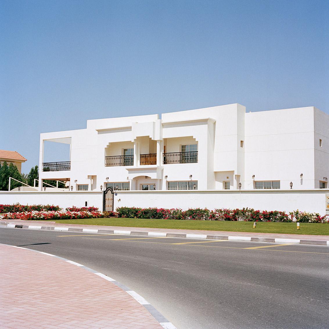 Quartier résidentiel Al Safa; Dubai.