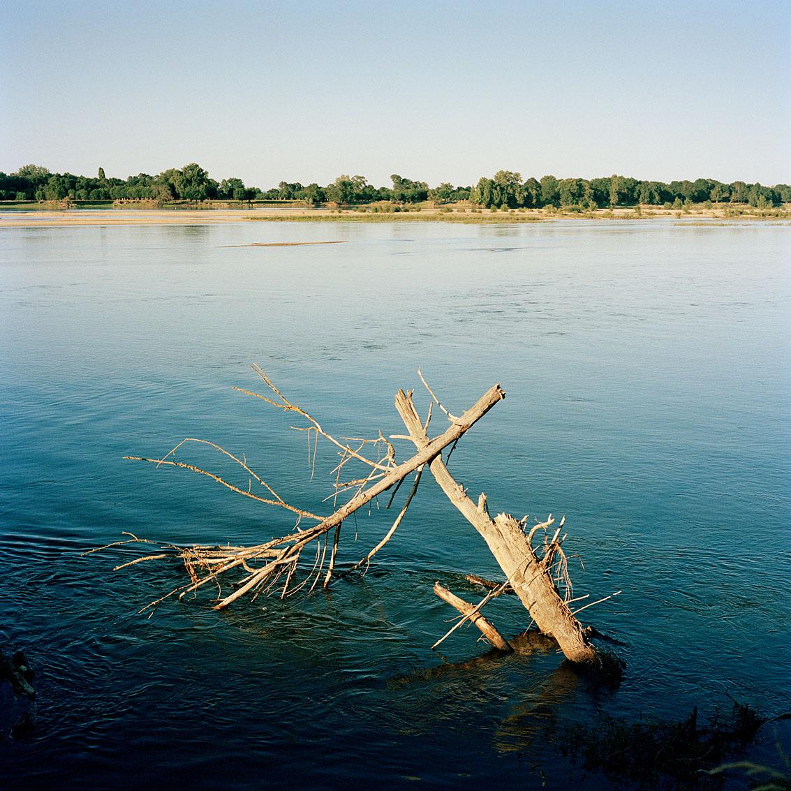 La Loire, Maine et Loire.