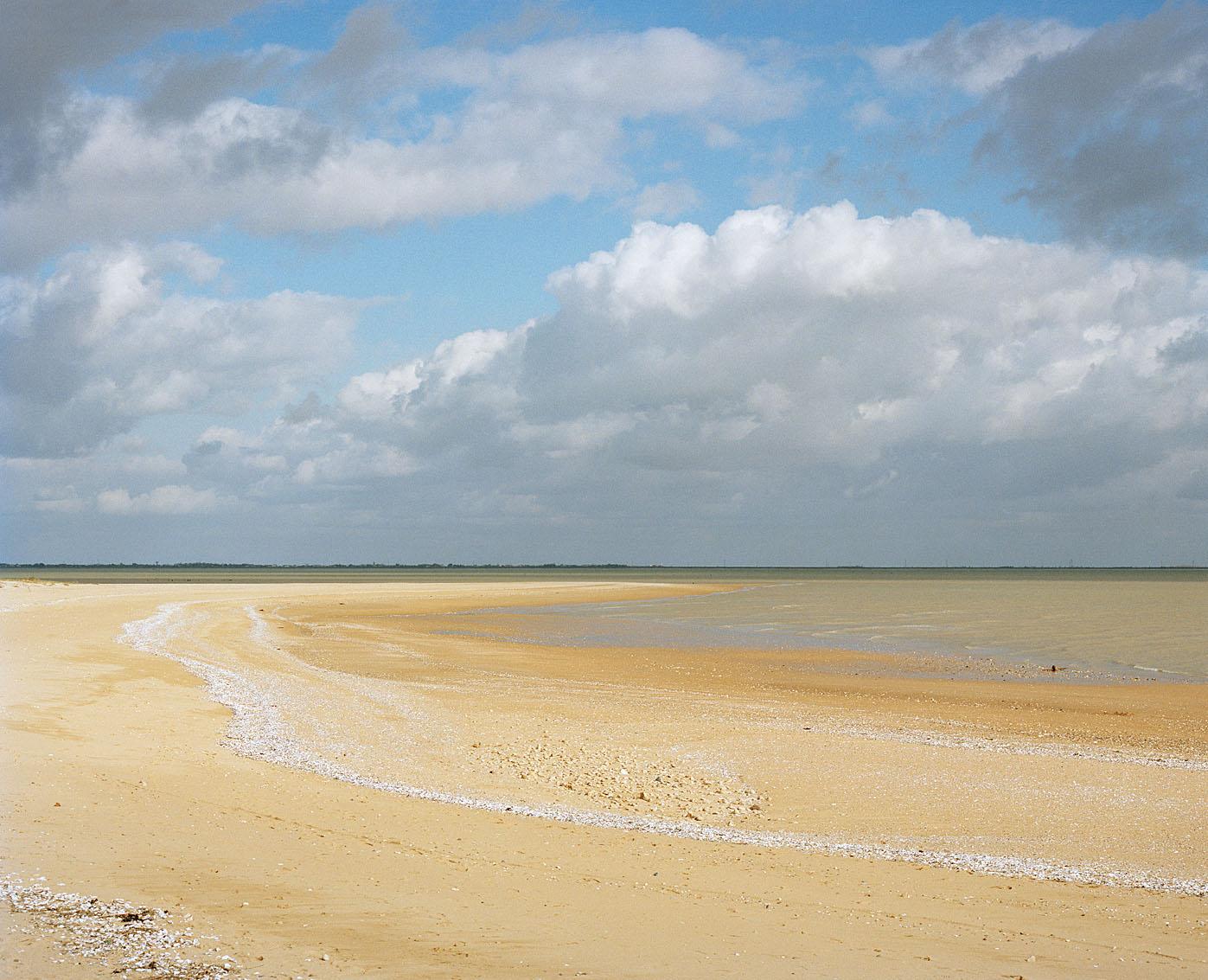 L'Aiguillon sur mer, Vendée.