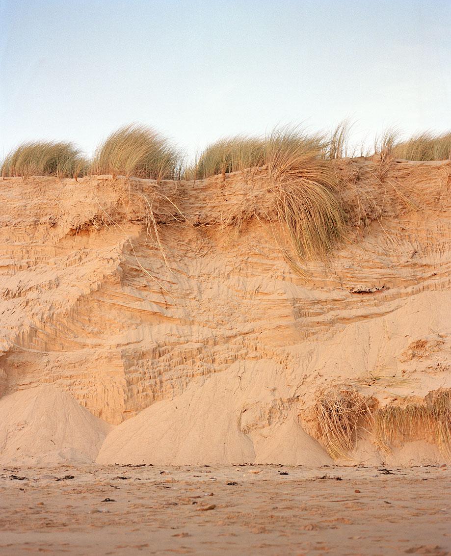 La dune du Veillon, Vendée.