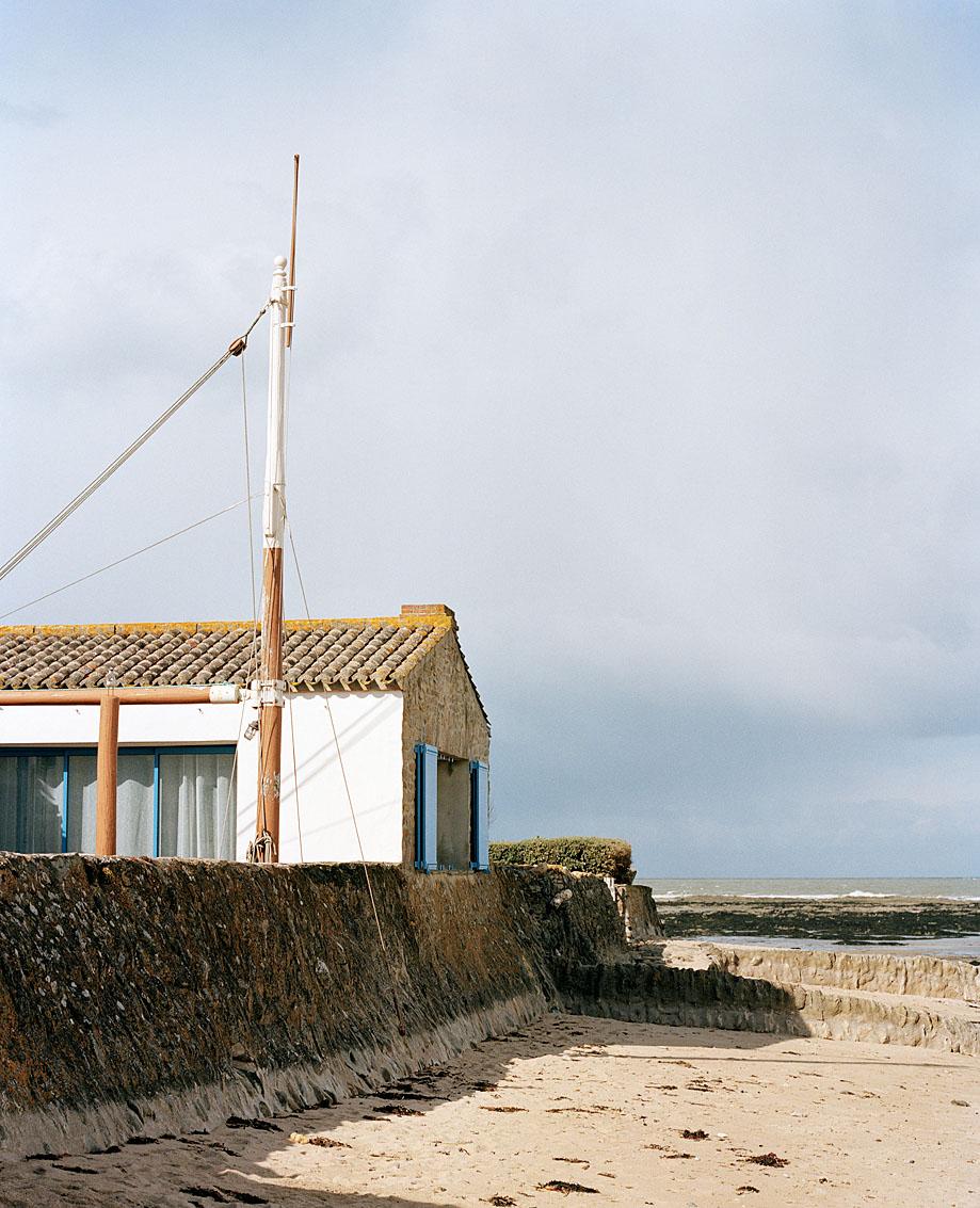 Île de Noirmoutier, Vendée.