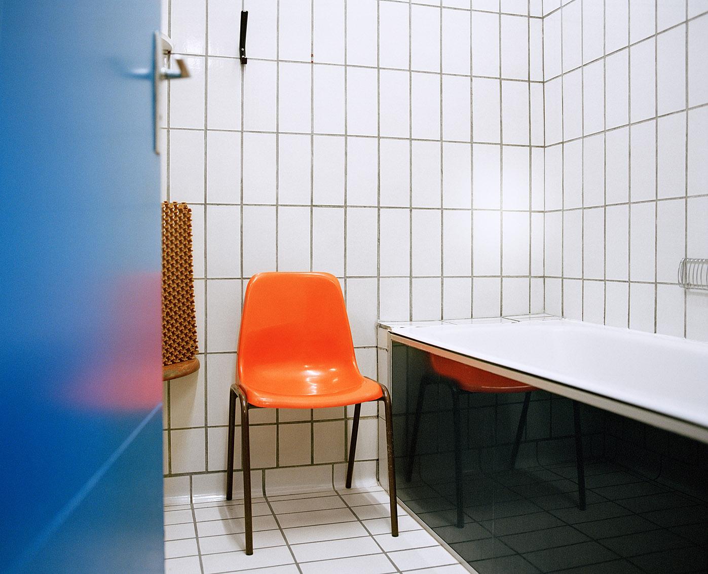 Bains-douches municipaux de la ville de Nantes.