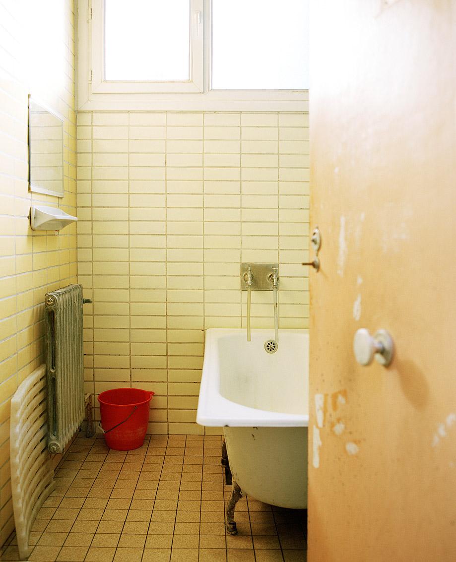 Bains-douches municipaux Fives de Lille.