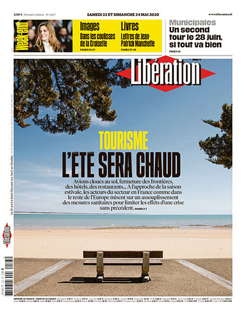 Libération des 23 et 24 mai 2020
