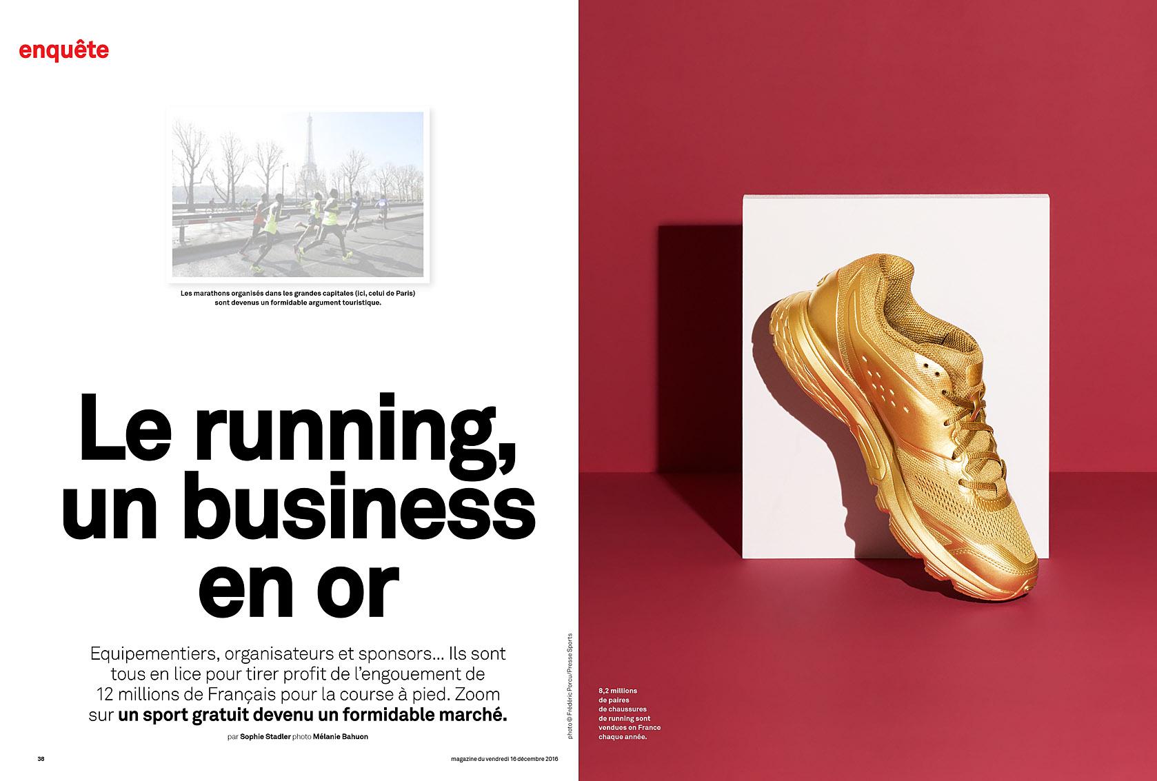 Le Parisien Magazine du 16 décembre 2016.