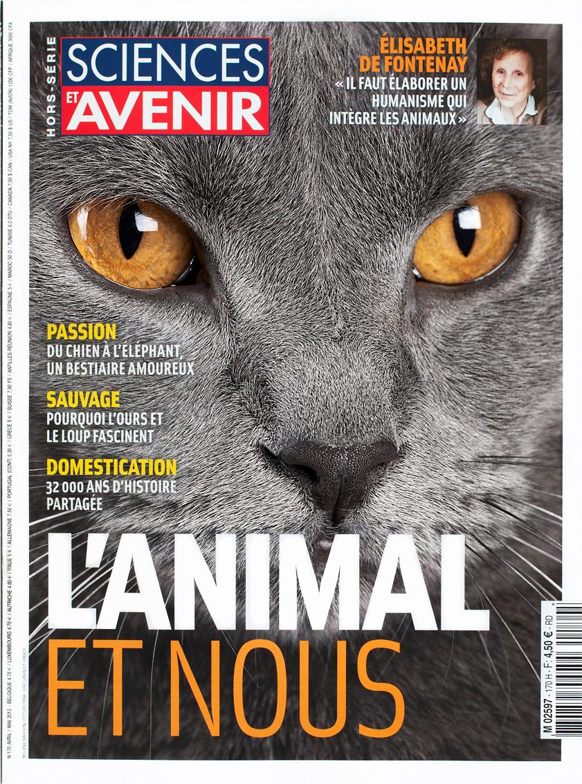 Sciences et Avenir Hors série avril/mai 2012