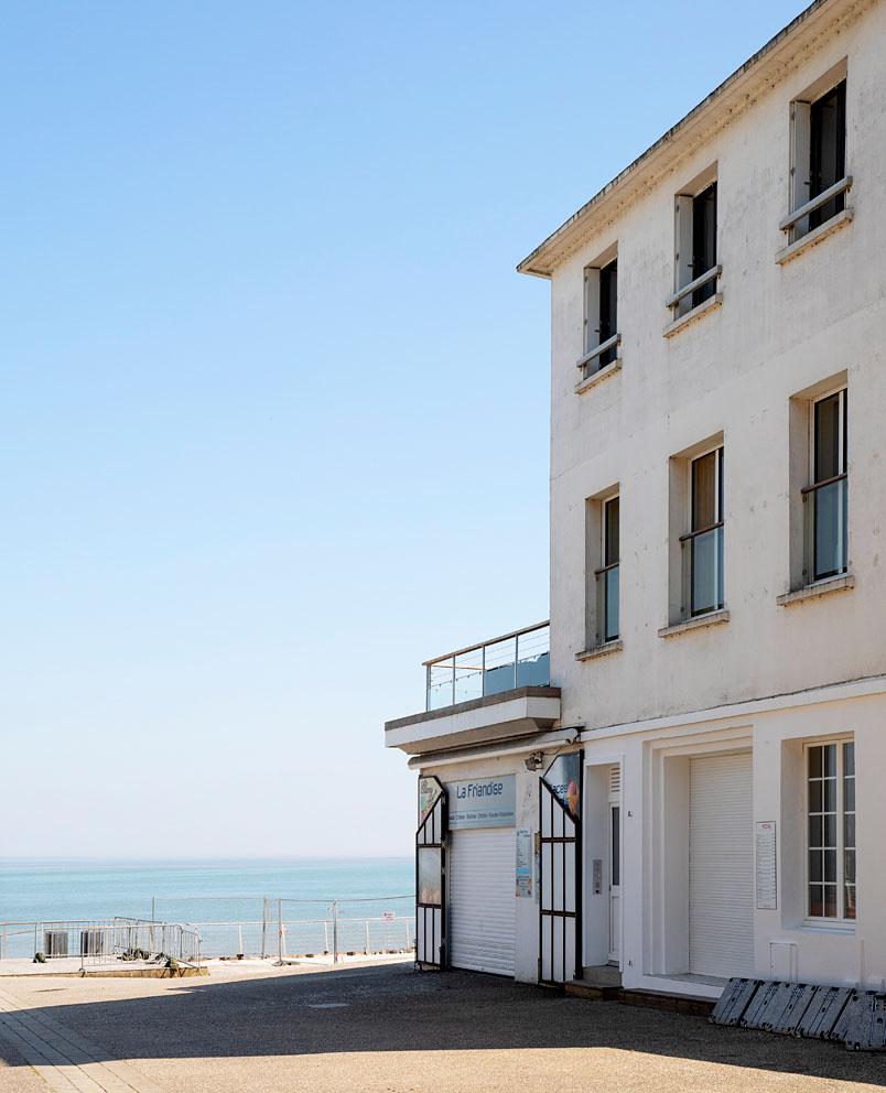Noirmoutier, April 11, 2020