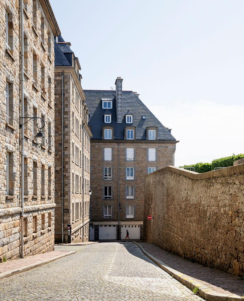 Saint-Malo, May 6, 2020