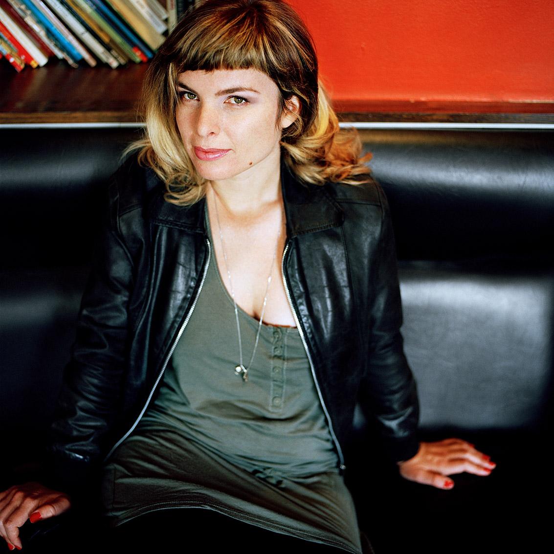 Emilie Jouvet, photographe et réalisatrice, Paris