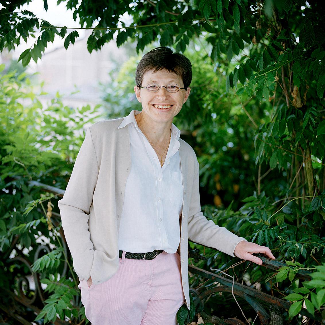 Véronique Margron, théologienne et doyenne de la faculté de théologie d'Angers