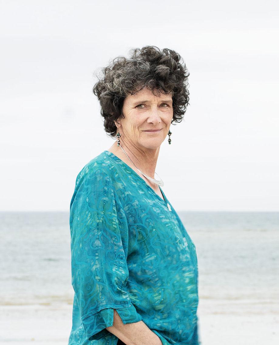 Isabelle Autissier, présidente du WWF France, La Rochelle