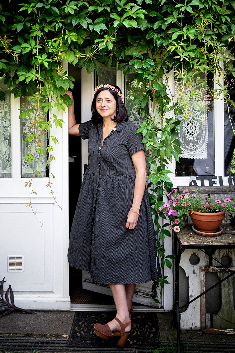 Séverina Lartigue, Maître artisan en métier d'art, Lisieux