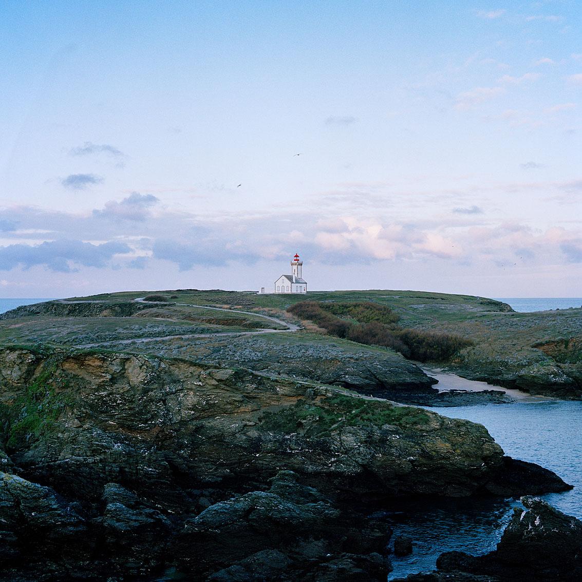 Pointe des Poulain, Belle île.