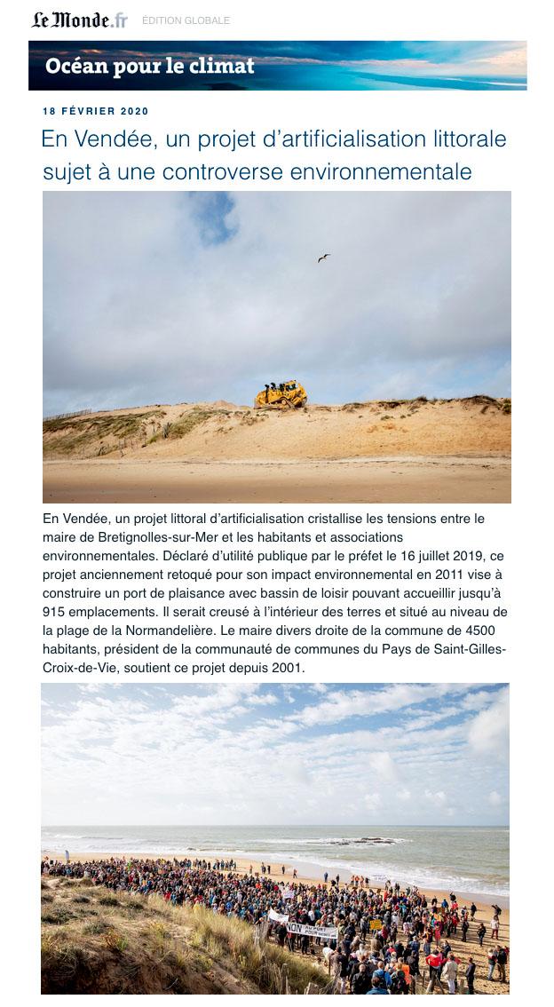 Article de Gauthier Carle pour Ocean & Climate Platform sur LeMonde.fr