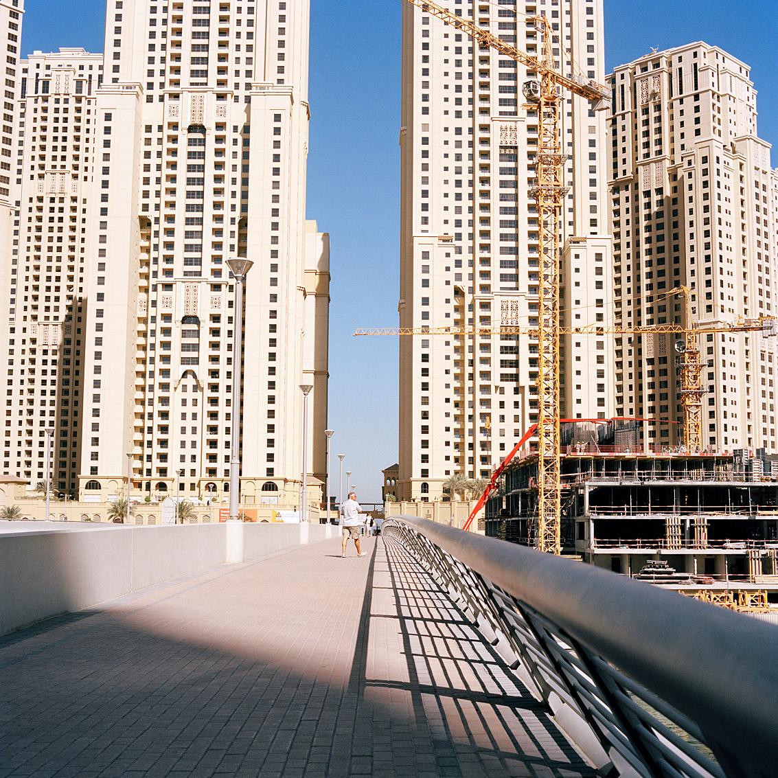 Jumeirah Beach Residence; Dubaï.