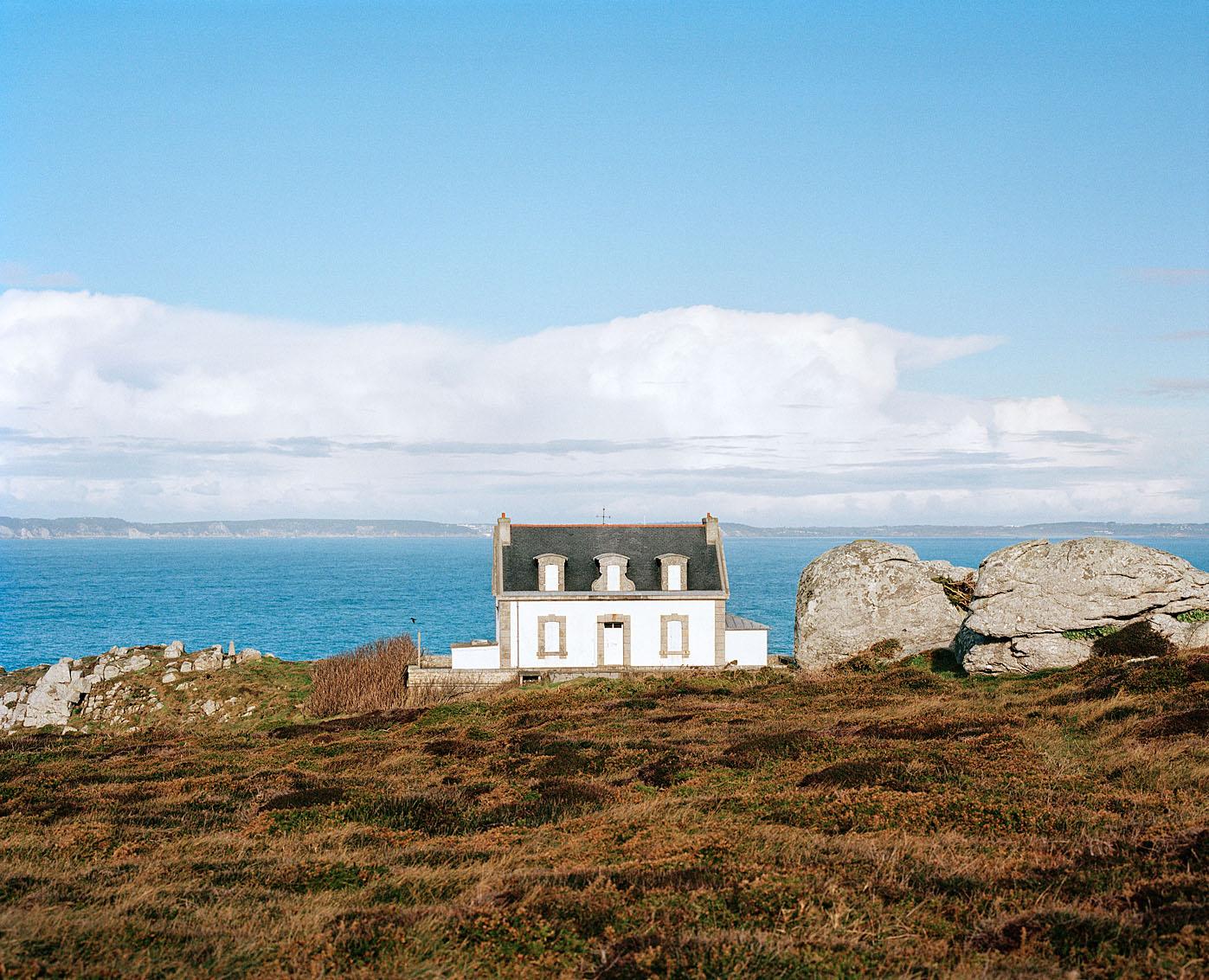 Phare du Millier, Finistère.