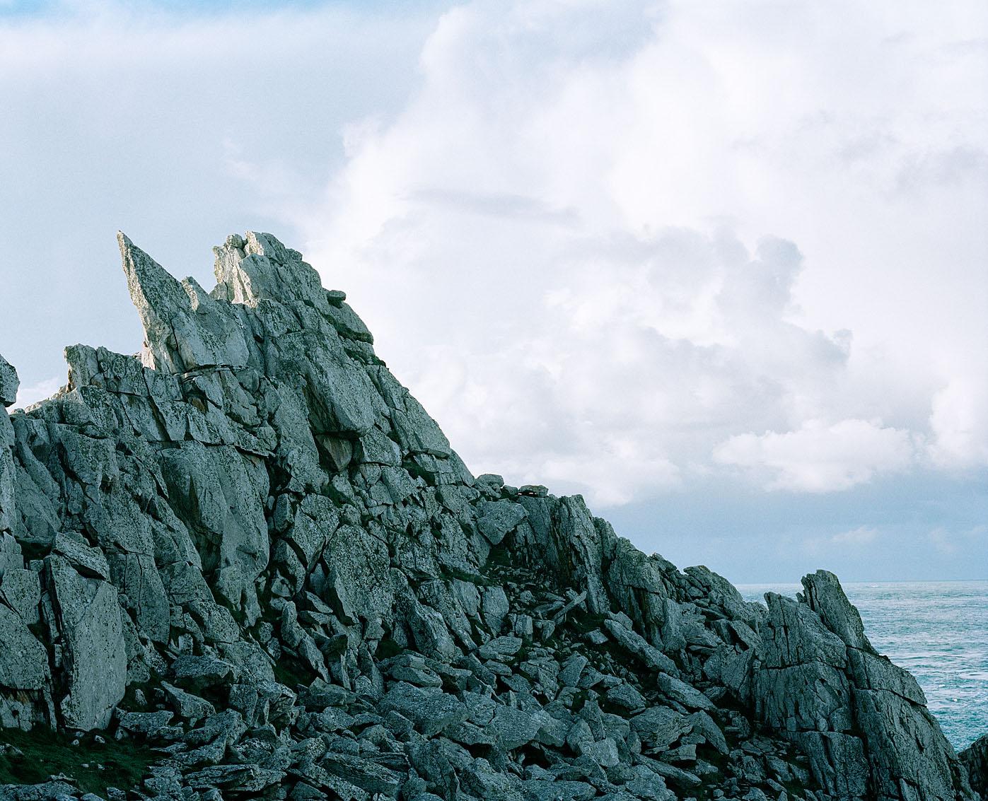 Pointe du Raz, Finistère.