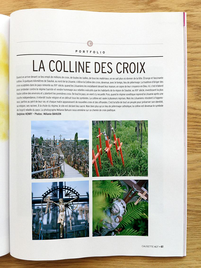 La Colline des Croix en Lituanie, Causette #27