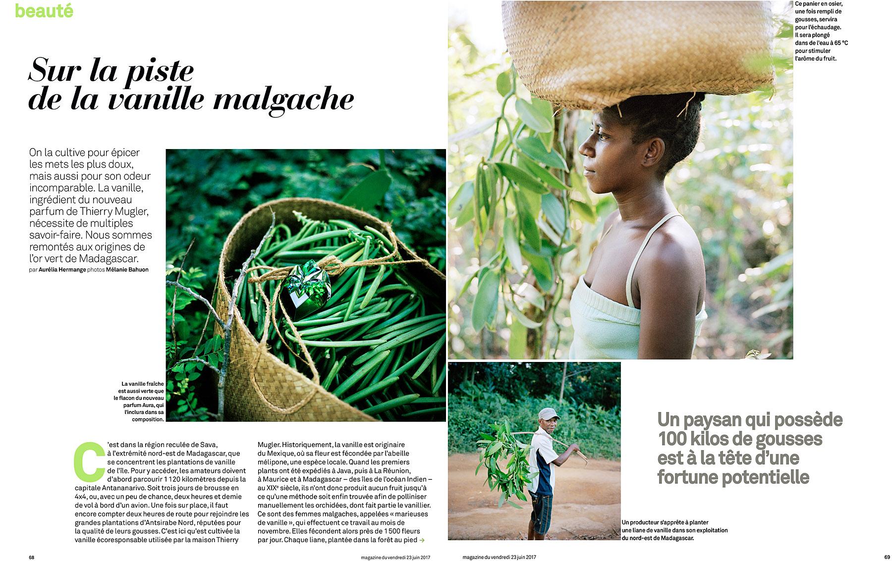 Le Parisien Magazine du 23 juin 2017.