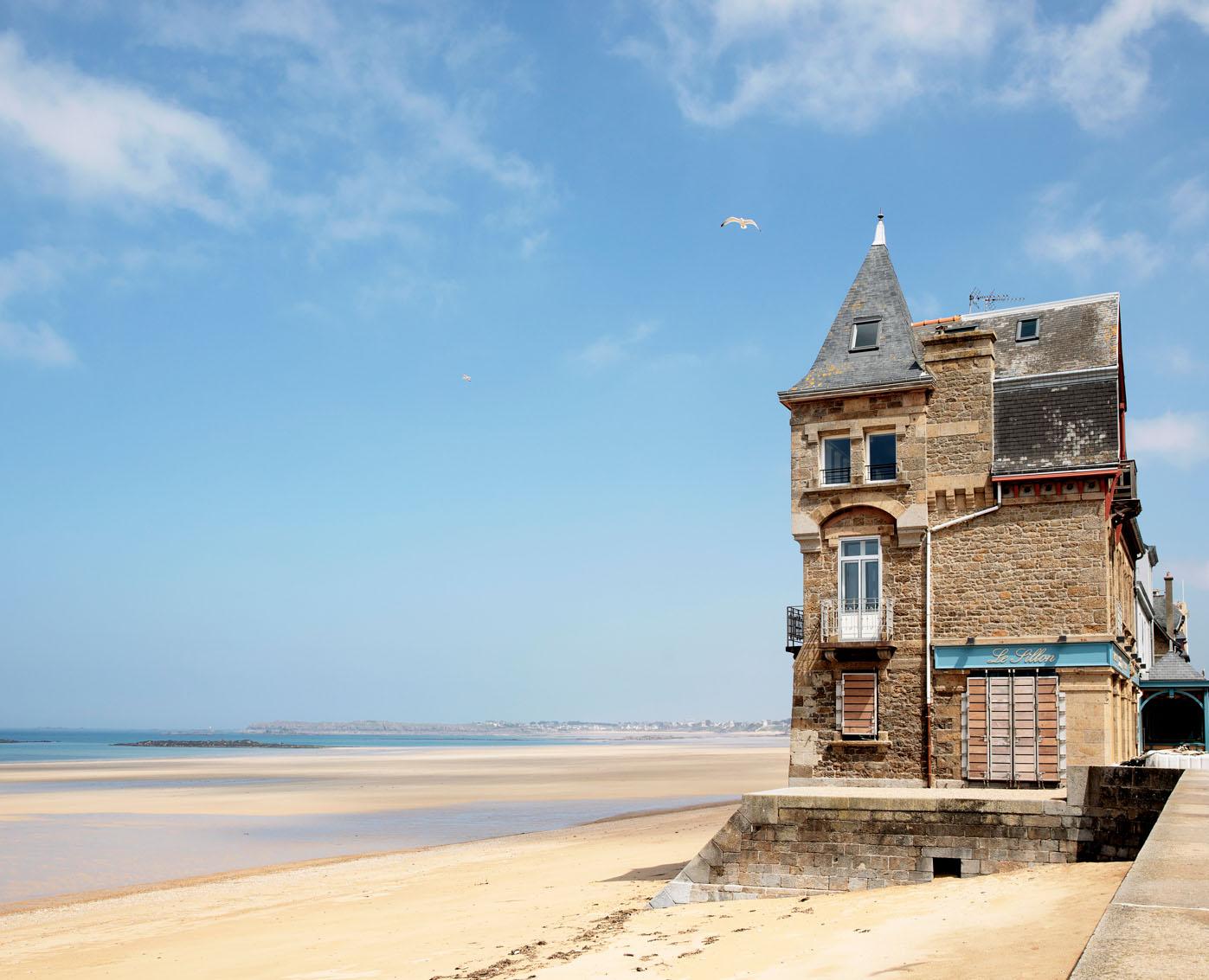 Mercredi 6 mai 2020, Saint-Malo